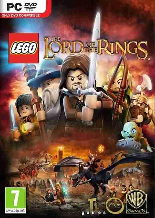 Descargar LEGO Lord Of The Rings [MULTI10][RELOADED] por Torrent